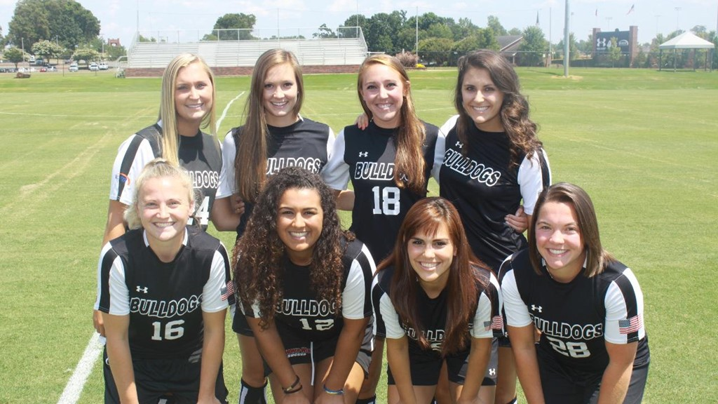 Women S Soccer Selected Seventh In Big South Conference